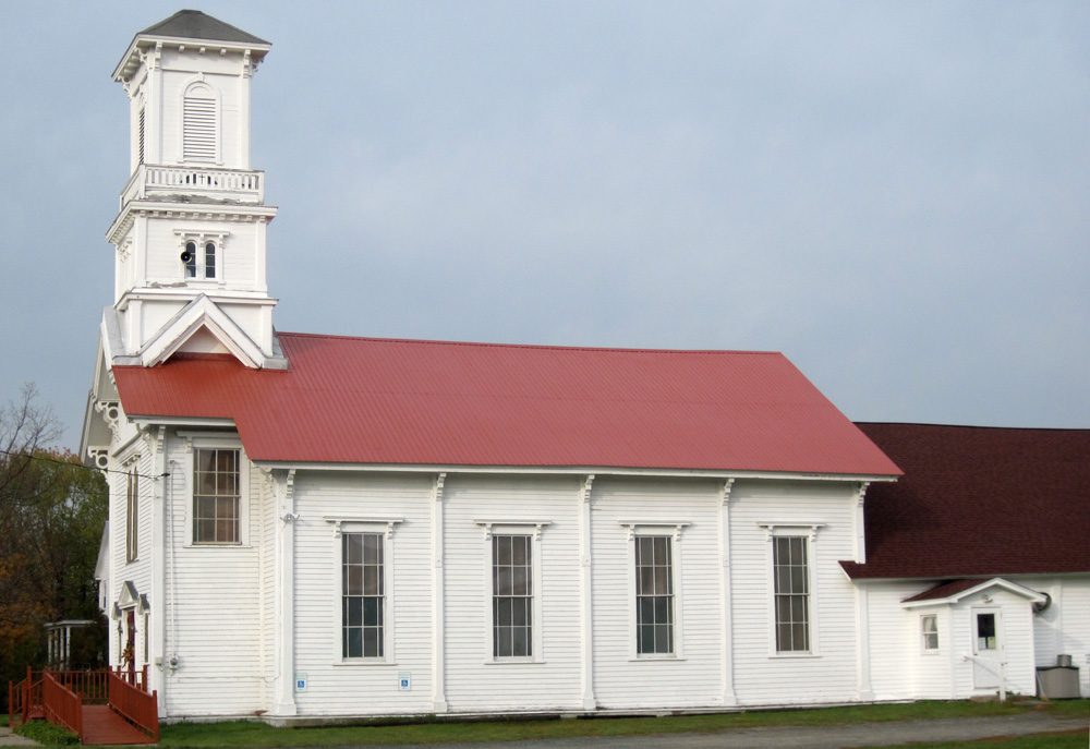 Stephentown Federated Church Welcome